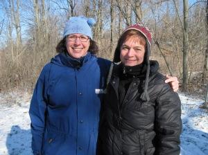Sarah and Sheila