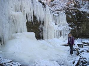Terrace Creek Falls