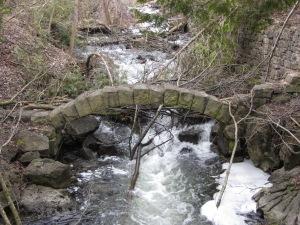 Black Creek at the lime kilns