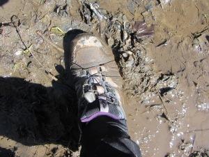 More mud!