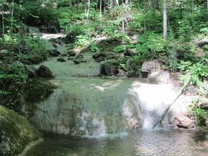 Bumbling brook