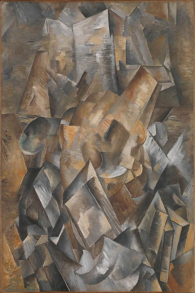 Georges_Braque,_1909,_Still_Life_with_Metronome_(Still_Life_with_Mandola_and_Metronome),_oil_on_canvas,_81_x_54.1_cm,_Metropolitan_Museum_of_Art